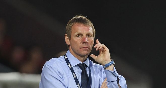 Pearce: Has been assured over future as U21s boss