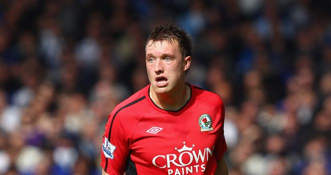 Jones: Clinched a move to Old Trafford after Rovers accepted his wish to leave