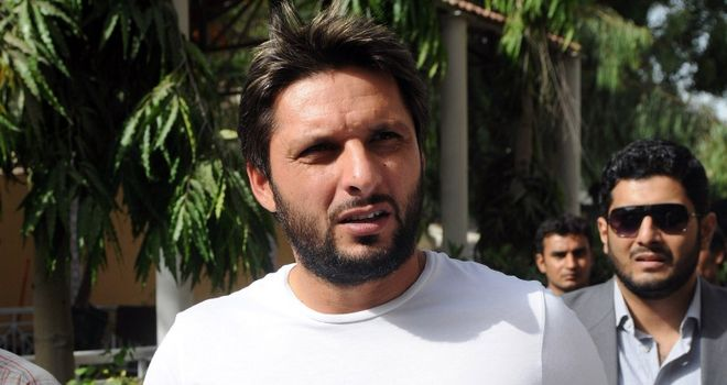 Afridi: Reportedly cleared to play outside Pakistan