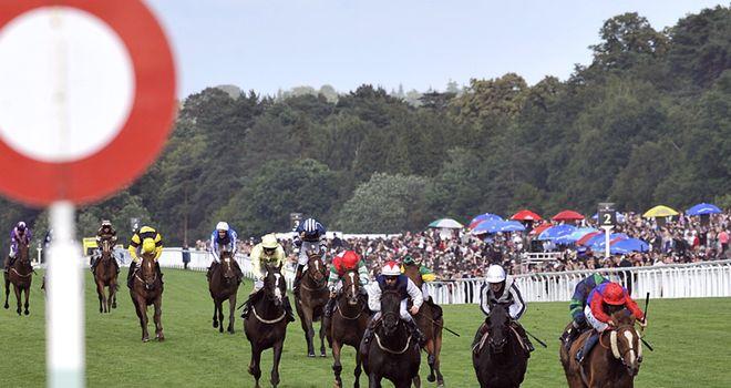 Swingkeel: Wins the final race of Royal Ascot 2011
