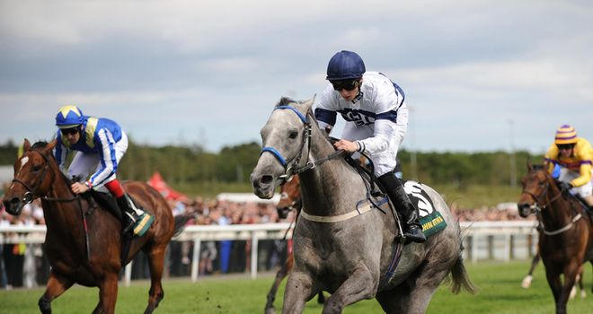 Tominator: Clear-cut winner of the Northumberland Plate