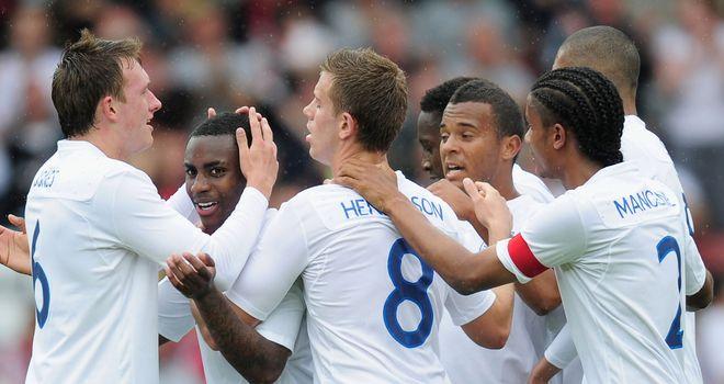 England: Experience the key, victory a bonus