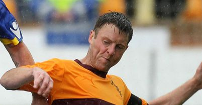 Stephen Craigan: Has announced he will retire after the final game of season