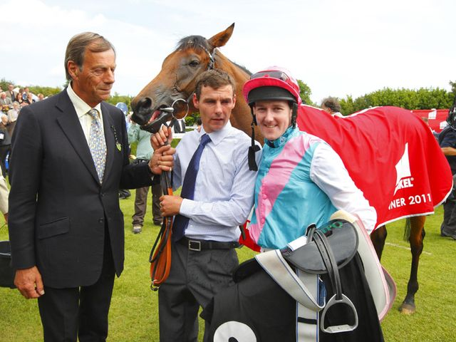 Midday: Frankel on her agenda