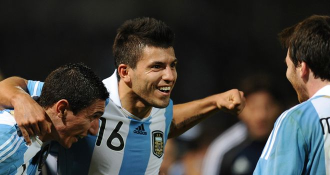 Aguero: Open to English move or Spain stay