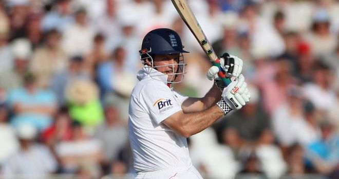 Strauss: Proud of England performance