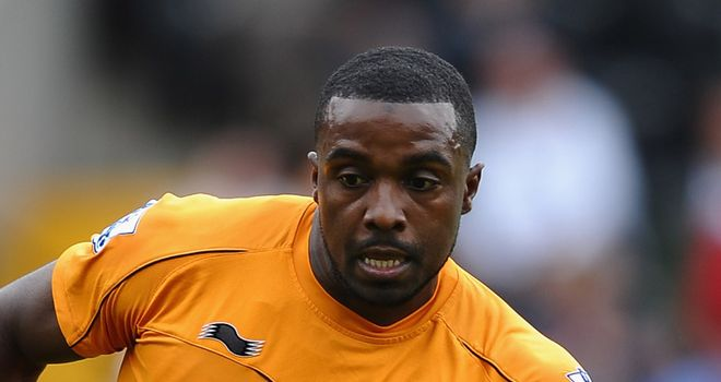 Ebanks-Blake: Notched brace as Wolves saw off Cobblers