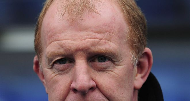 Megson: Devastated by heavy loss
