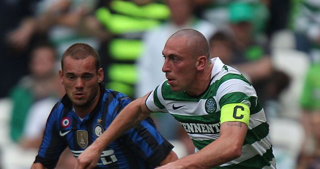Celtic v Inter: Friendly set for 28th July at Parkhead