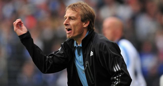 Klinsmann: Taken over the USA helm