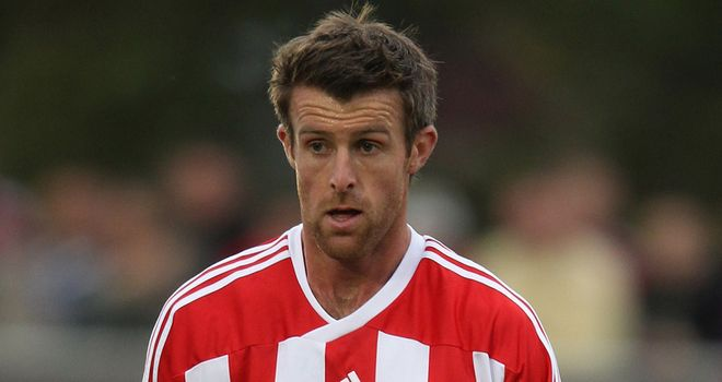 Michael Tonge: Struggled at Stoke since £2m switch from Bramall Lane in September 2008