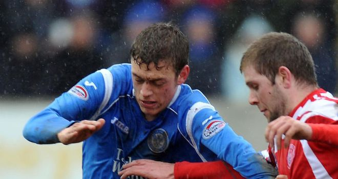 Davidson: Rangers told they need to pay the 'going rate' to sign the St Johnstone man