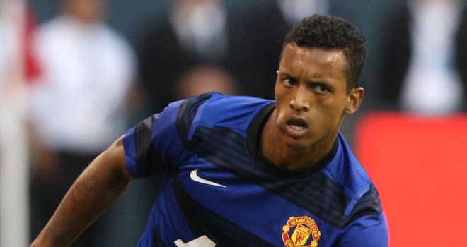 Nani: Grabbed the winner