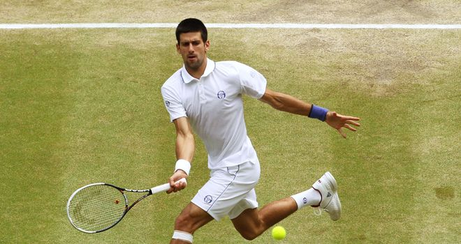 Djokovic: Taking no risks with injury