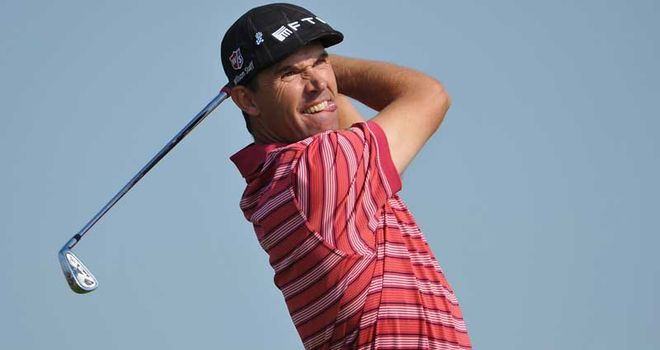 Padraig Harrington: down to no.64 in the world rankings