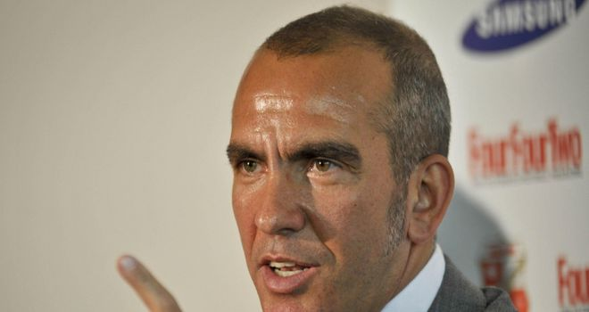 Di Canio: Set to bring in defender