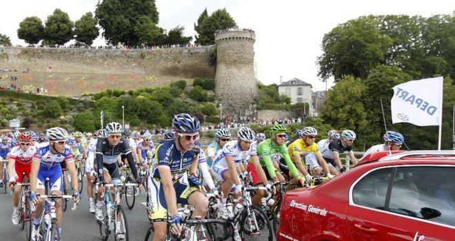 Tour de France: On its way to Britain in 2014