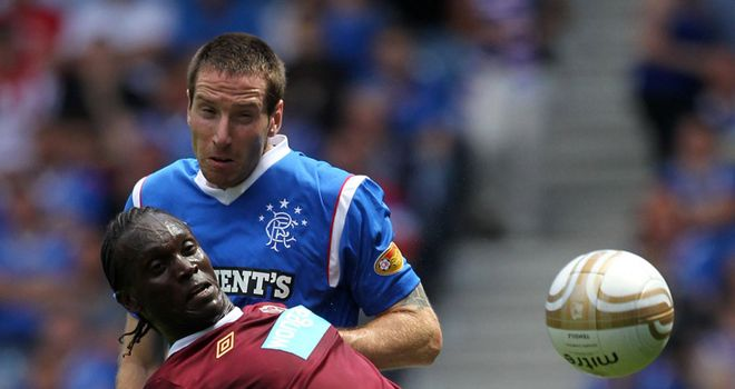 Kirk Broadfoot: Back in contention for Rangers after injury