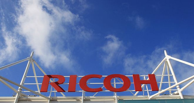 Ricoh Arena: The home of Coventry City