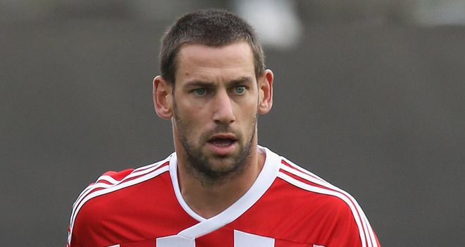 Rory Delap: The 35-year-old is thrilled to still be playing at top level with Stoke