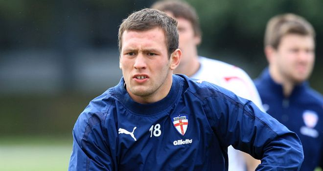 Shaun Lunt: Could make his debut for Leeds after joining on loan