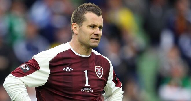Shay Given: Wary of the threat presented by Armenia but says Republic of Ireland will be positive