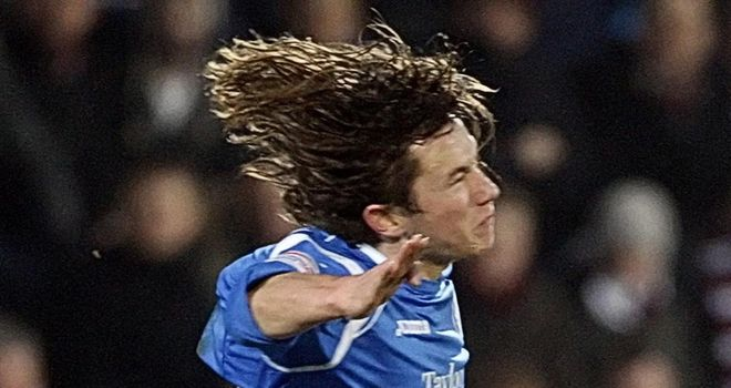 Stevie May: St Johnstone striker flourished on loan last season