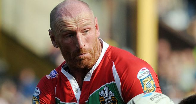 Gareth Thomas: Linked with Wigan