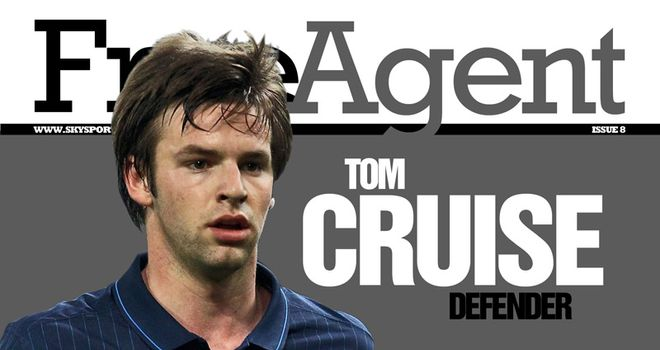 Free Agent - Tom Cruise | Football News | Sky Sports