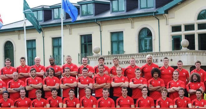 Wales trim training squad | Wales Rugby Union News, Fixtures