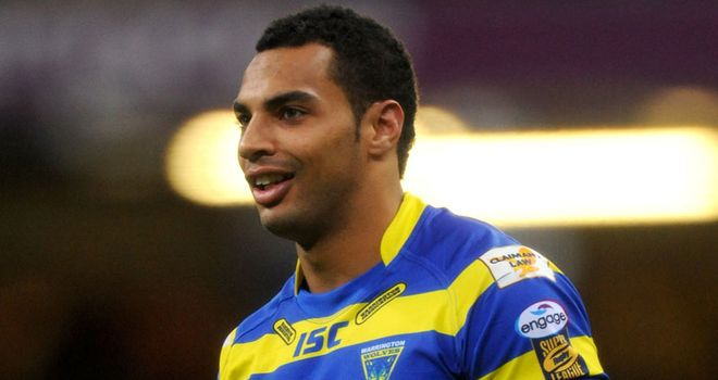 Ryan Atkins: Centre runs in hat trick to help Wolves to victory