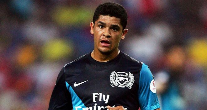 Denilson: Arsenal midfielder poised to return to the club after loan spell