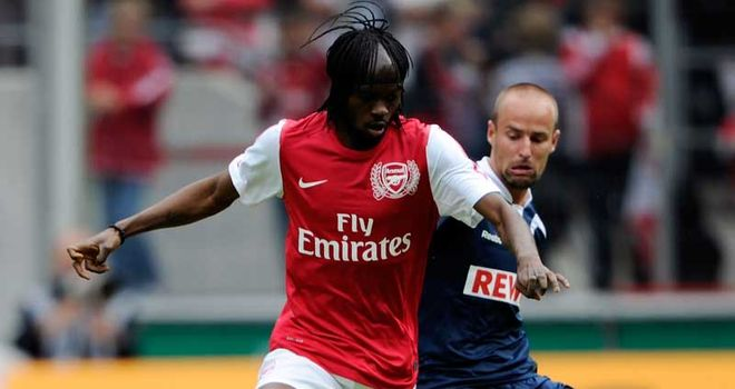 Gervinho: Wenger hopes he will prove to be a bargain buy