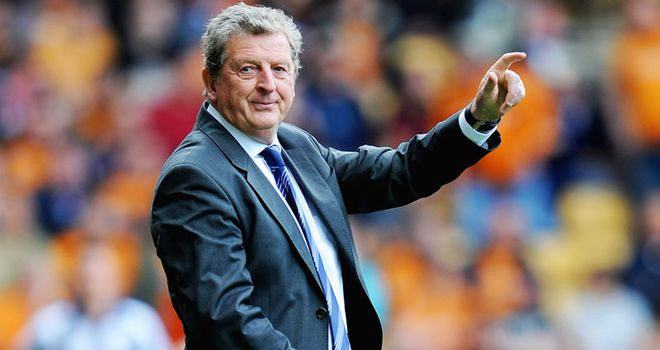 Hodgson: Baggies boss up against his former club this weekend