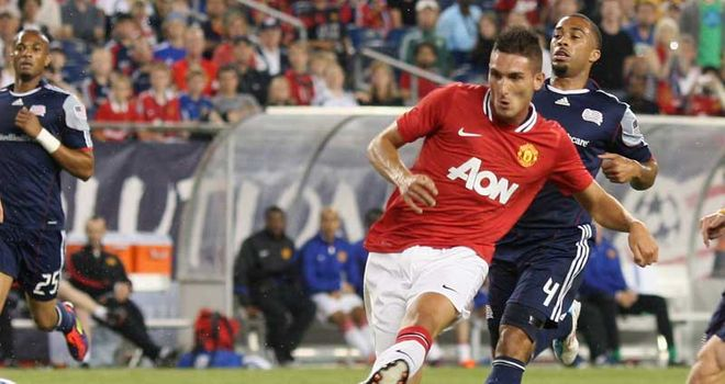 Macheda: Will not return to Italy on loan this season