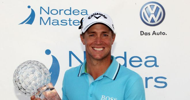 Noren: eased to seven-shot win