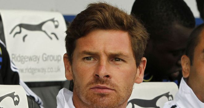 Villas-Boas: Weighing up his options before making his move in the transfer market