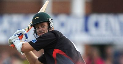 McDonald: Won't be back next summer to help the Foxes try and defend their Twenty20 crown
