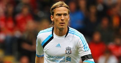 Christian Poulsen: Reds flop feels he is going in the right direction at Evian TG