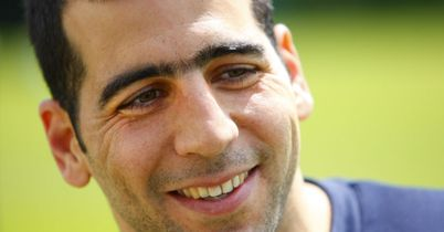 Ben Haim: Offers Pompey hope