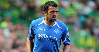 Callum Davidson: Eyeing St Johnstone stay