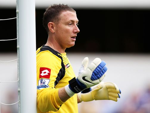 Paddy Kenny: Reunited with Warnock