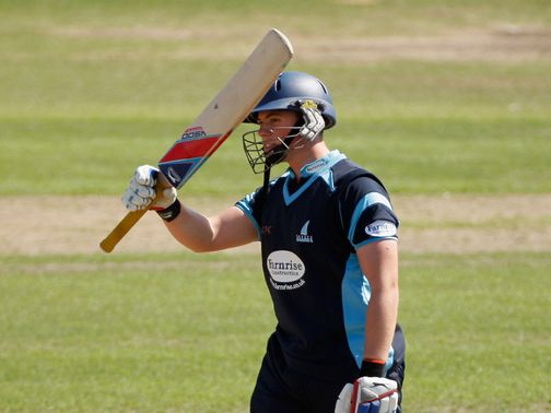 Matt Machan: Hit 39 for Scotland