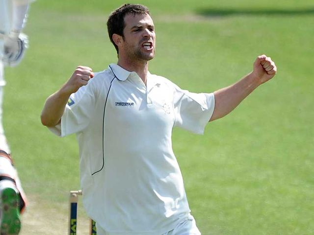 James Tomlinson: Took three wickets