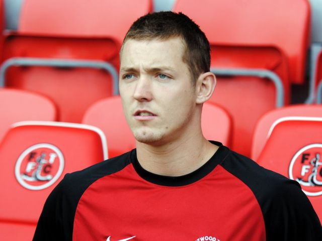 Shaun Beeley: Misses out through injury