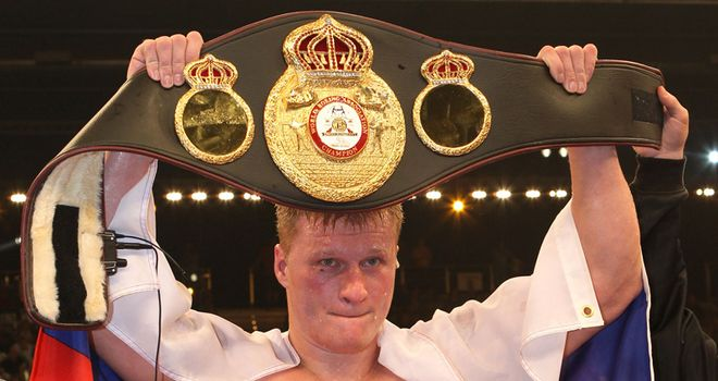 Povetkin: Legitimate challenger to the Klitschkos
