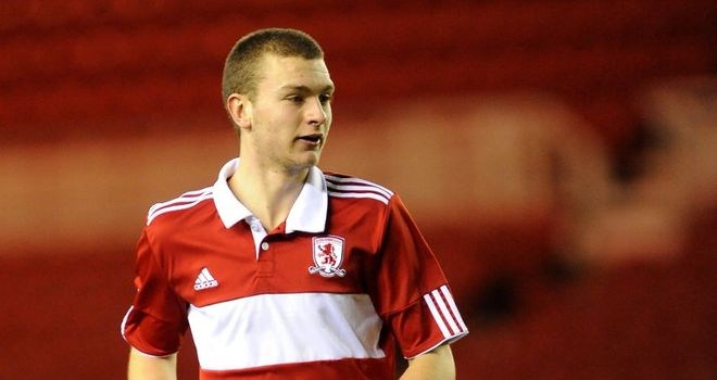 Ben Gibson: Middlesbrough defender is set to extend his loan deal at Tranmere until January