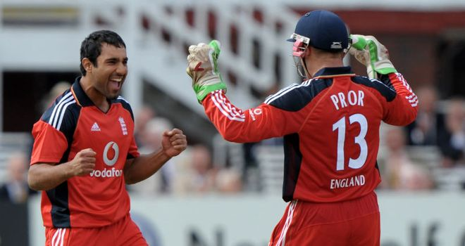 Bopara and Prior will join forces at Edgbaston