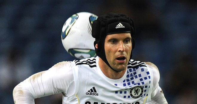 Petr Cech: Still has 18 months left to run on his current deal