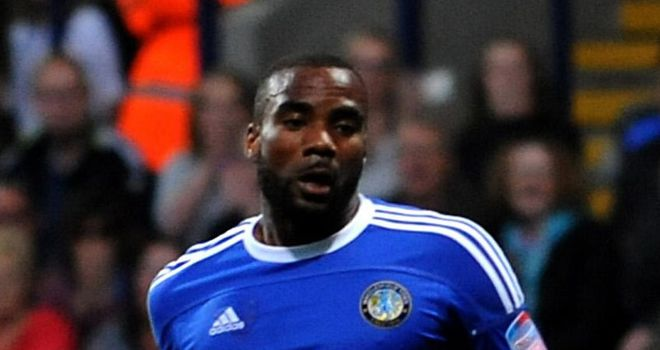 Emile Sinclair: Expected to play his part for Rovers